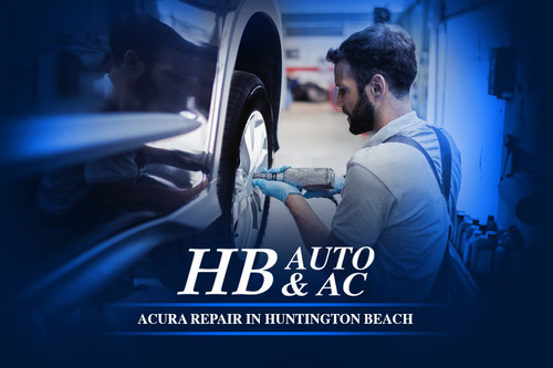 Acura Repair in Huntington Beach