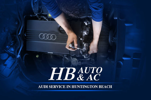 Audi Service in Huntington Beach