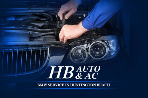 BMW Service in Huntington Beach