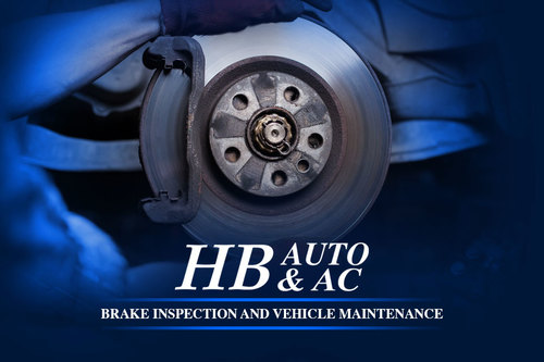 Brake Inspection and Vehicle Maintenance