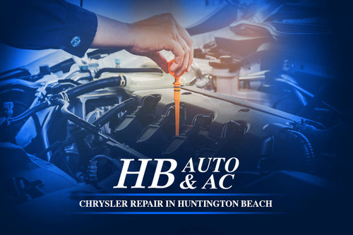 Chrysler Repair in Huntington Beach
