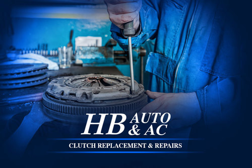 Clutch Replacement Banner