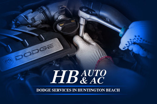 Dodge Services in Huntington Beach
