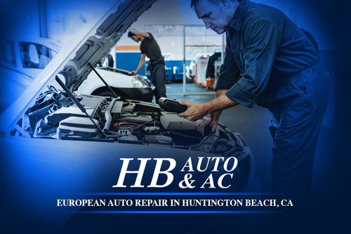European Auto Repair in Huntington Beach