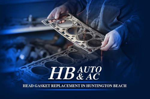 Head Gasket Replacement Banner