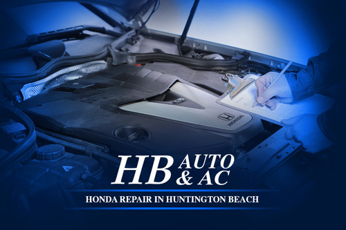 Honda Repair in Huntington Beach