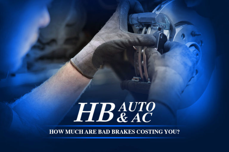 How Much Are Bad Brakes Costing You?