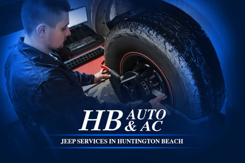 Jeep Services in Huntington Beach