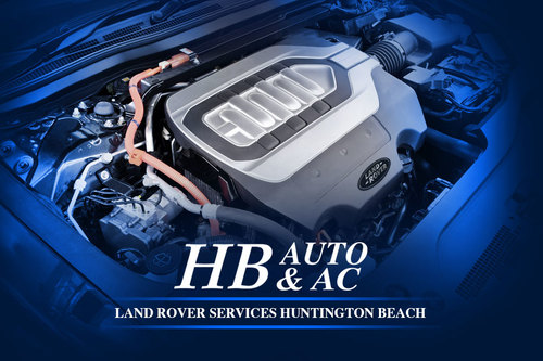 Land Rover Services Huntington Beach