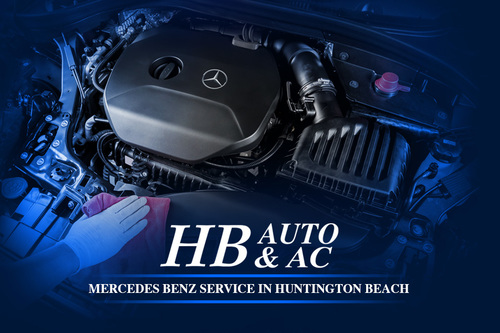 Mercedes Benz Service in Huntington Beach