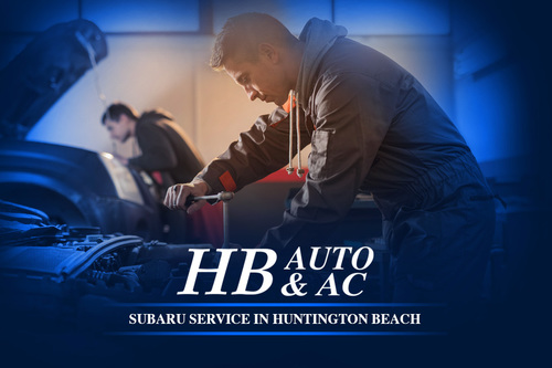 Subaru Service in Huntington Beach