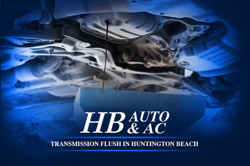 Transmission Flush in Huntington Beach