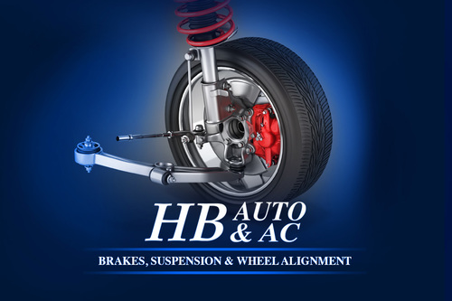 Brakes, Suspension & Wheel Alignment
