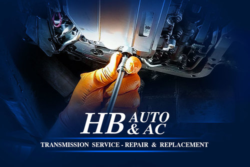 Transmission Service, Repair and Replacement