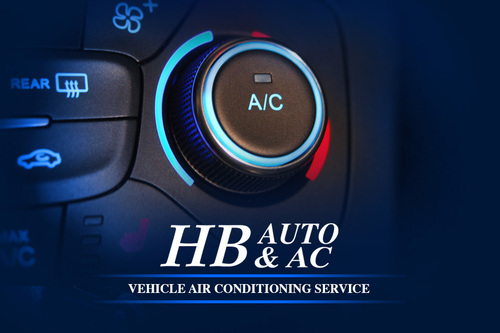 Vehicle Air Conditioning Service
