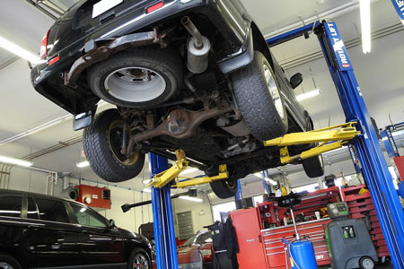 Steering and Suspension Services | H B Auto & AC